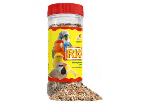 Минеральная смесь Рио для всех видов птиц, 520гр