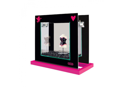Аквариум-декор Pink Lady, 5.6л