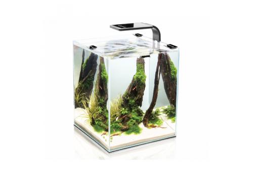 Аквариум Aquael Shrimp Set Smart Plant 20, 20л, черный