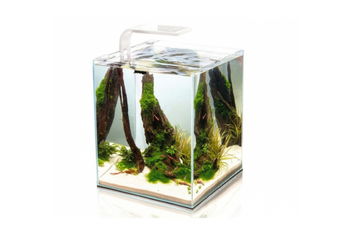 Аквариум Aquael Shrimp Set Smart Plant 20, 20л, белый