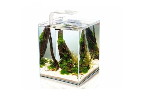 Аквариум Aquael Shrimp Set Smart Plant 30, 30л, белый