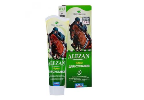Алезан Крем для суставов для лошадей, 100мл