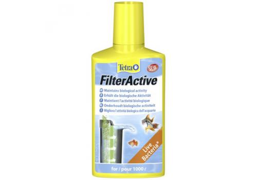 Биостартер для аквариума Tetra Filter Active, 100мл