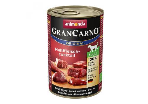 Консервы Animonda Gran Carno Original для собак, мясной коктейль 400г
