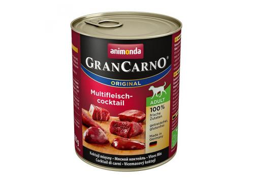 Консервы Animonda Gran Carno Original для собак, мясной коктейль 800г