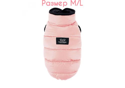 """Куртка """"AIR2"""" Puppy Angel 540 PA-OW, Розовый#502, размер M/L"""