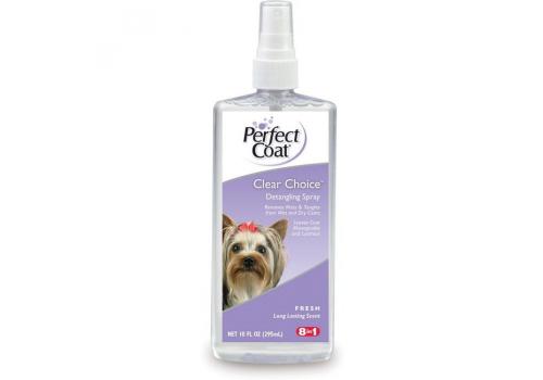 Спрей 8in1 Clear Choice для облегчения расчесывания, с ароматом свежести, 295мл