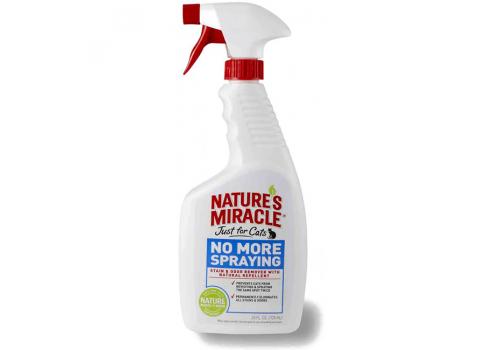 Спрей NM JFC No More Spraying cредство-антигадин для кошек, 709мл