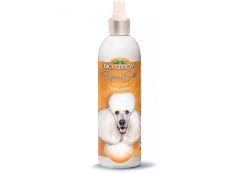 Спрей Bio-Groom Spray Set текстурирующий и фиксирующий шерсть, 355мл