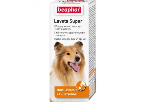 Beaphar Laveta Super Кормовая добавка для собак 50мл