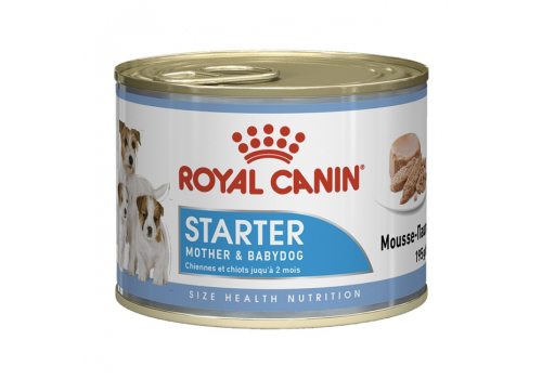 Консервы Royal Canin Starter (паштет) для щенков всех размеров 195г
