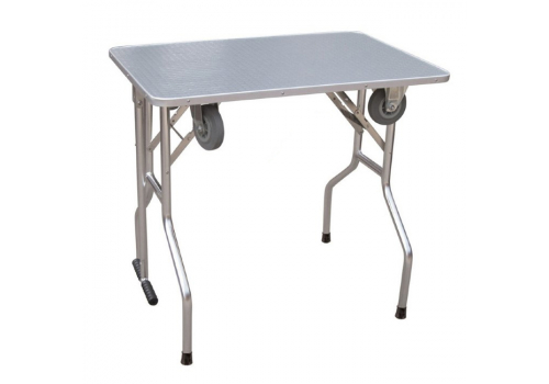 Стол грумерский SHOW TECH Pro SeriesTrolley Table S с колесами, 80х50х85см