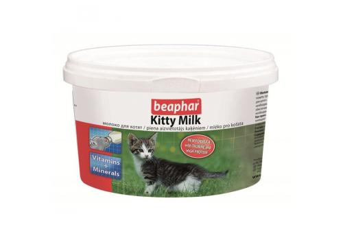 Beaphar Kitty Milk Молочная смесь для котят 200г