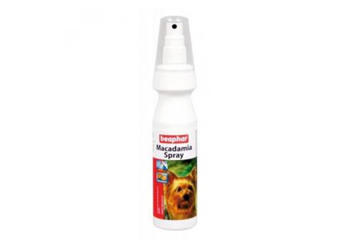 Спрей Beaphar Macadamia Spray для длинношерстных собак 150мл