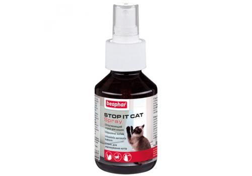 Спрей Beaphar Stop It Cat для отпугивания кошек 100мл