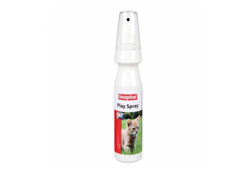 Спрей Beaphar Play Spray для привлечения котят к местам для игр 100мл