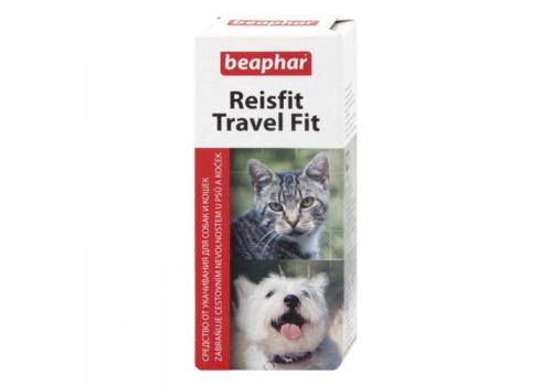 Средство от укачивания Beaphar Reisfit для кошек и собак 10таб.