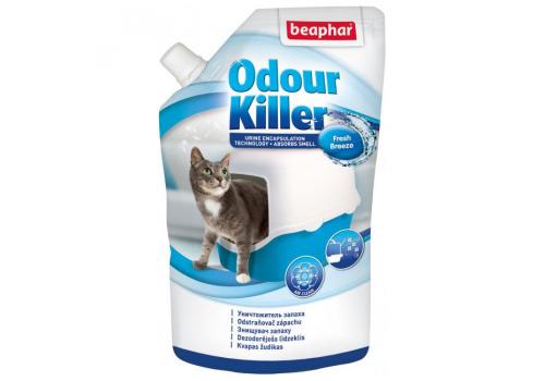 Уничтожитель запаха Beaphar Odour Killer для кошачьих туалетов с ароматом орхидеи 400г
