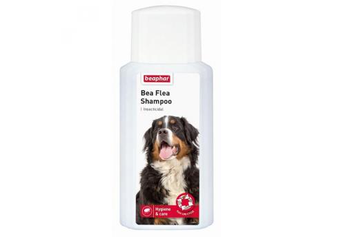 Шампунь Bea Flea Shampoo инсектицидный от паразитов для собак 200мл