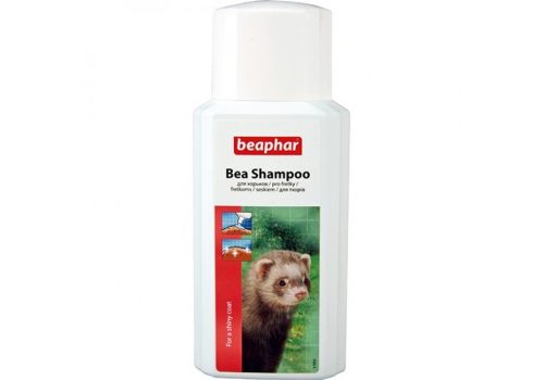 Шампунь Beaphar Shampoo For Ferrets для хорьков 200мл