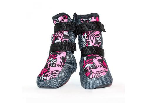 Ботинки утепленные для собак OSSO Fashion, размер 4