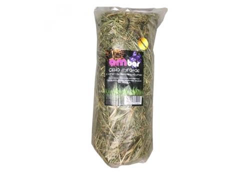 Сено Ambar Premium с корнем одуванчика и люцерной, 400гр