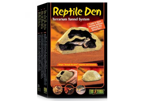 Укрытие для рептилий Exo Terra Reptile Den малое
