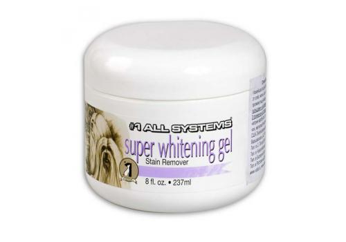 Гель 1 All Systems Super Whitening gel отбеливающий 237мл