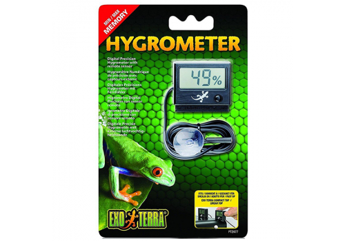 Гигрометр электронный ExoTerra Hygrometer