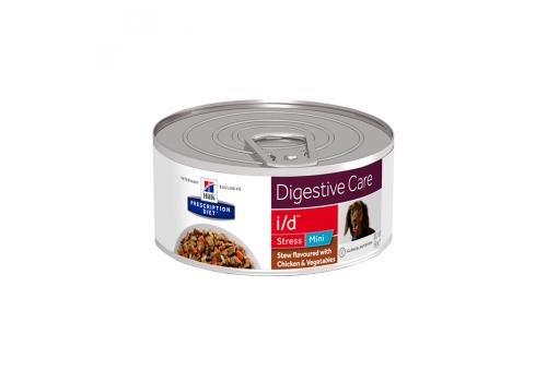 Влажный корм Hill's PD i/d Рагу, для собак, при расстройстве жкт, вызванных стрессом, с курицей и до