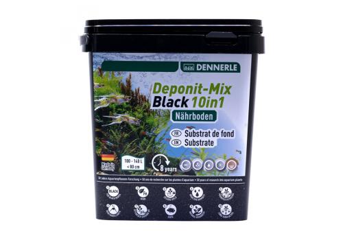 Субстрат питательный Dennerle Deponitmix 10in.4.8кг