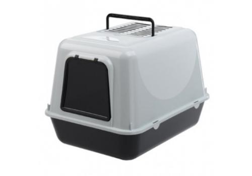 Туалет Ferplast Prima для кошек, закрытый с угольным фильтром (72053099PA)