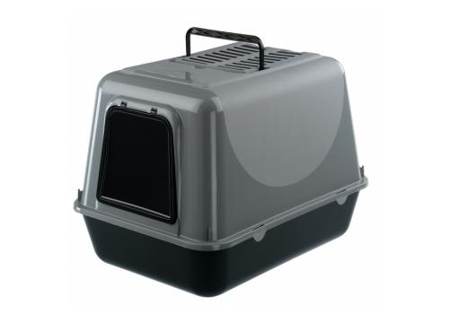 Туалет Ferplast Prima для кошек, закрытый, с угольным фильтром (72053099)