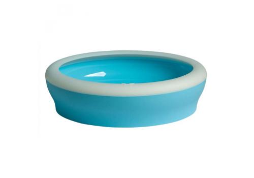 """Туалет-лоток United Pets """"Vicci-Cat"""" для кошек, голубой"""