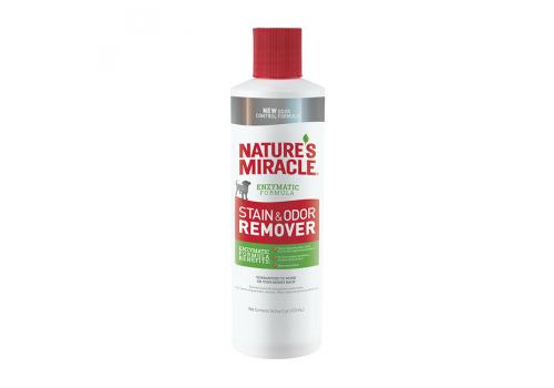 Спрей NM JFC S&O Remover Уничтожитель пятен и запахов для собак,  473мл