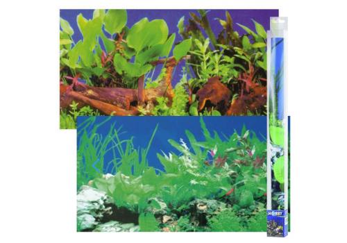 Фон для аквариума Hobby Растения 5, 50х100см