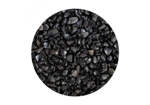 Грунт чёрный окатанный, 2-4мм (XF20106А)