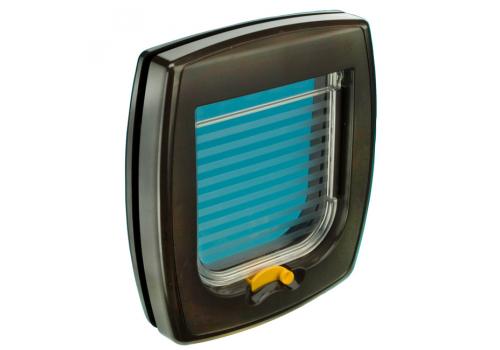 Двери Ferplast Swing 1 Super Basic, коричневый