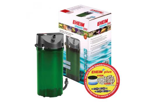 Фильтр внешний Eheim Classic 350 (2215050) с наполнителями
