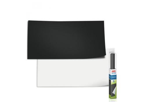 Фон двухсторонний Juwel Poster 3 Черный и Белый S, 60х30см