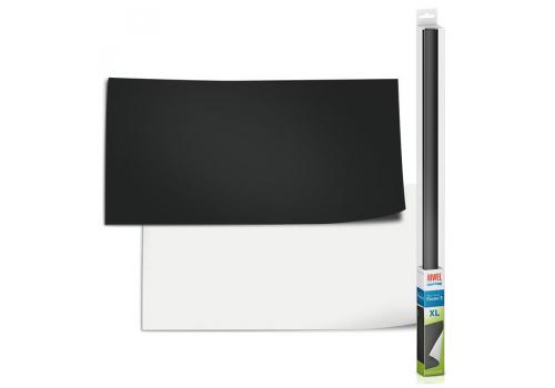 Фон двухсторонний Juwel Poster 3 Черный и Белый XL, 150х60см