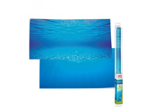 Фон двухсторонний Juwel Poster 2 Море и Солнце L, 100х50см