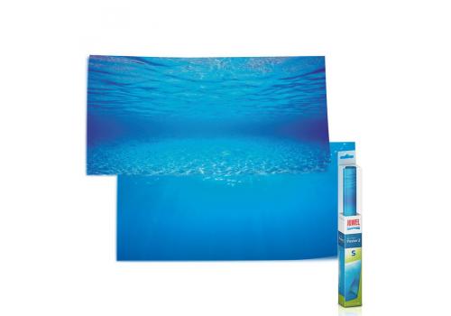 Фон двухсторонний Juwel Poster 2 Море и Солнце S, 60х30см