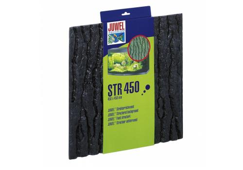 Структурный задний фон Juwel STR 450, черный