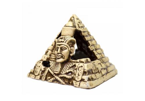 Декорация керамическая Пирамида Египта  16х16х16см