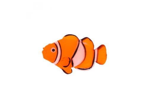 Декорация Флуорисцентная Gloxy Рыба клоун на леске
