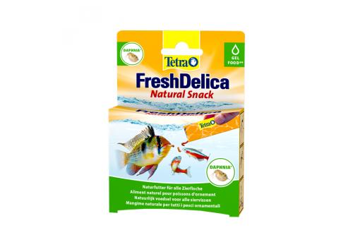 Корм Tetra FreshDelica Daphnia, 48г