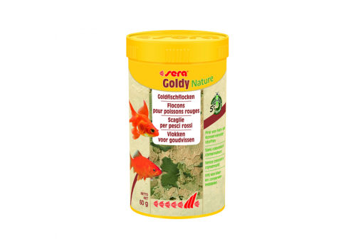 Корм Sera Goldy Nature, 250мл