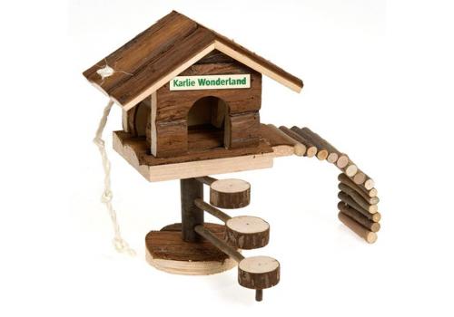 Дом для грызунов Karlie Wonderland, 84778