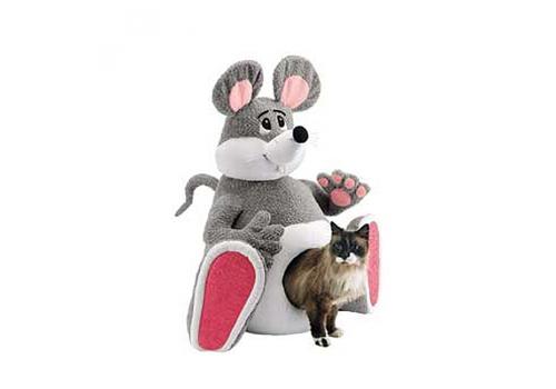 "Домик для кошки Karlie Timmy the Mouse ""Мышь"""